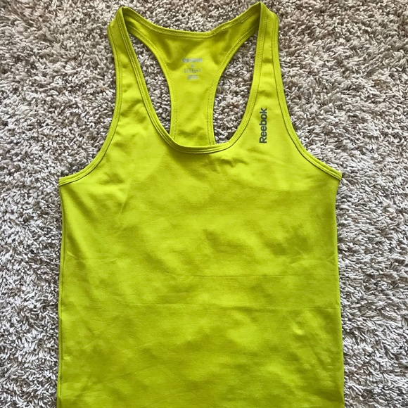 Reebok Tops - Reebok Racerback Workout Shirt